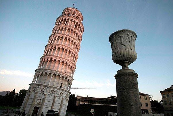 برج پیزا,اخبار جالب,خبرهای جالب,خواندنی ها و دیدنی ها