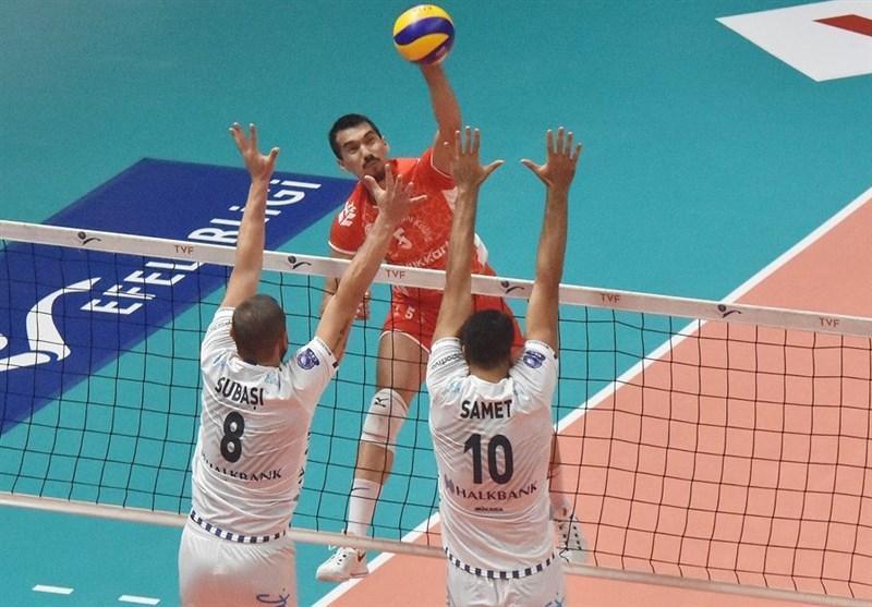تیم زراعت بانک ترکیه,اخبار ورزشی,خبرهای ورزشی,والیبال و بسکتبال