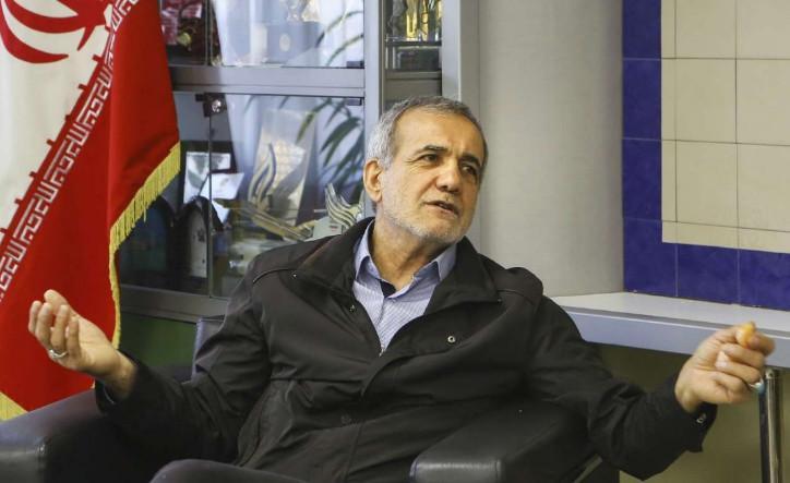 نقد مسعود پزشکیان به رفتار مخالفان CFT