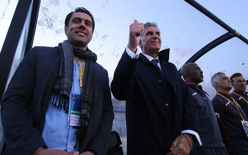 افشاگری پیروانی از شب عجیب فوتبال ایران