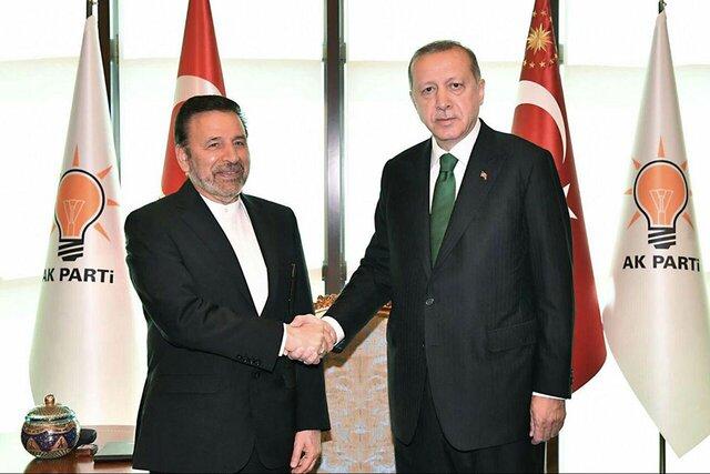 واعظی: توسعه روابط و همکاریهای ایران و ترکیه به نفع دو ملت است