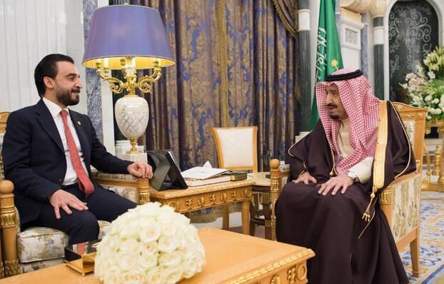 پادشاه عربستان: امیدواریم عراق به جایگاه برجسته خود در منطقه بازگردد