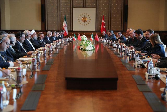 حسن روحانی در ترکیه,اخبار سیاسی,خبرهای سیاسی,سیاست خارجی