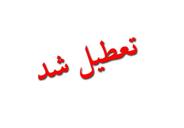 تعطیلی مدارس و دانشگاه های کرمانشاه,نهاد های آموزشی,اخبار آموزش و پرورش,خبرهای آموزش و پرورش