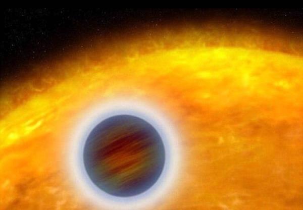 سیاره ای شبیه بالن,اخبار علمی,خبرهای علمی,نجوم و فضا