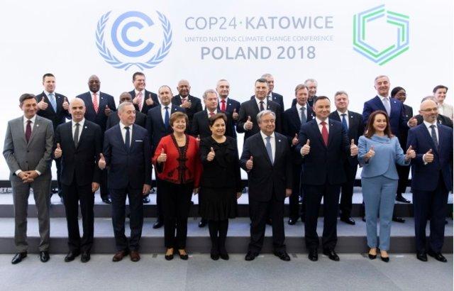 کنفرانس آب و هواییِ لهستان,اخبار علمی,خبرهای علمی,طبیعت و محیط زیست