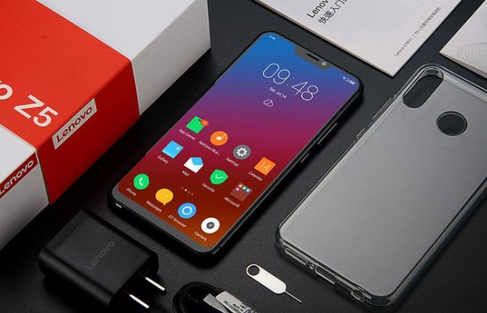 لنوو Z5s,اخبار دیجیتال,خبرهای دیجیتال,موبایل و تبلت