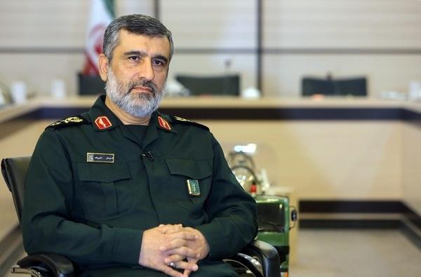 سردار حاجیزاده: تحریم هیچگاه برداشته نخواهد شد
