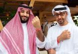 بن زاید و  بن سلمان,اخبار سیاسی,خبرهای سیاسی,خاورمیانه