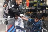 آتش سوزی انبار لوازم یدکی,کار و کارگر,اخبار کار و کارگر,حوادث کار