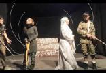 تئاتر یابو و چغندر,اخبار تئاتر,خبرهای تئاتر,تئاتر