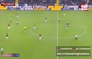 فیلم/ شوخی جالب و فوتبالی «لقمه شو» با گزارش عباس قانع