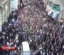 فیلم/ احمدی نژاد: آقای رييس جمهور را دعوت ميكنم در تلويزيون مناظره كنيم