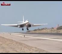 ویدئو/ بمب افکنهای استراتژیک روسی در ونزوئلا