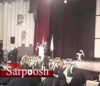 فیلم/ تنش در سخنرانی مسعود پزشکیان در دانشگاه تبریز