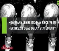 فیلم/ مجلس بریتانیا چند بار ترزا می را مسخره کردند؟