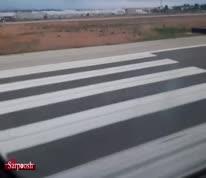 ویدئویی زیبا از شهر والنسیای اسپانیا از درون هواپیما