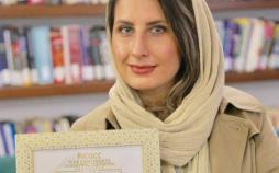 مهنوش شیخی,اخبار هنرمندان,خبرهای هنرمندان,جشنواره