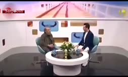 ویدئو/ بخشهای دیده نشده از توهین مجری برنامه تلویزیونی به مسعود فراستی