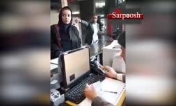 فیلم/ فحاشی و رفتار توهین آمیز «محمد باسط درازهی» نماینده مجلس سراوان