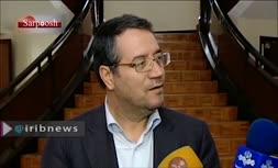 فیلم/ توضیحات وزیر صمت در مورد استعفای داماد روحانی