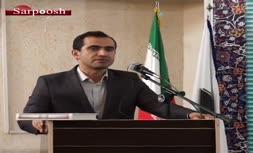 فیلم/ واکنش دکتر سید مجید حسینی به حادثه آتش سوزی زاهدان