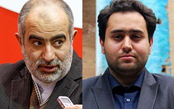 حسام الدین آشنا و کامبیز مهدیزاده,اخبار سیاسی,خبرهای سیاسی,دولت