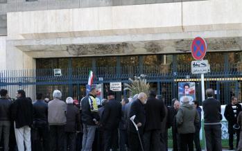تجمع کارگران مقابل مجلس,کار و کارگر,اخبار کار و کارگر,اعتراض کارگران