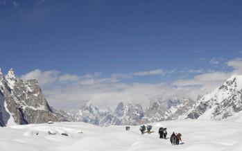 ذوب شدن یخ کوههای آسیا,اخبار علمی,خبرهای علمی,طبیعت و محیط زیست