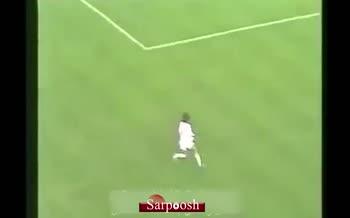 فیلم/ اولین گل تاریخ ایران در جام جهانی توسط مرحوم ایرج دانایی فرد