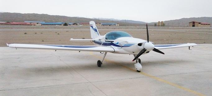 کشف هواپیمای قاچاق در فارس