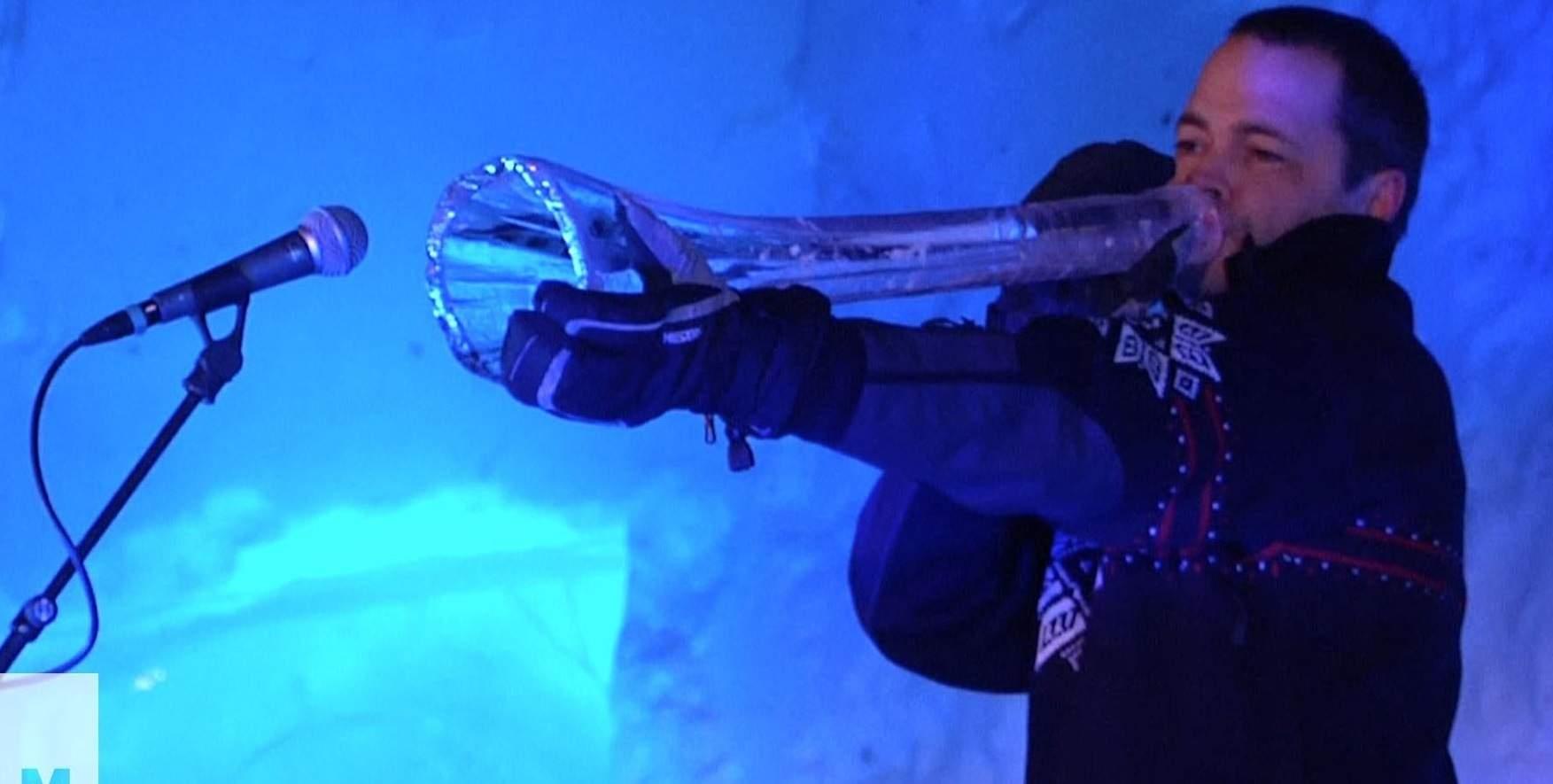 جشنواره موسیقی یخی,اخبار جالب,خبرهای جالب,خواندنی ها و دیدنی ها