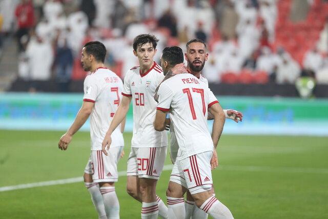 ایران ۲ - ویتنام صفر/ صعود ایران به یک هشتم نهایی با دبل آزمون