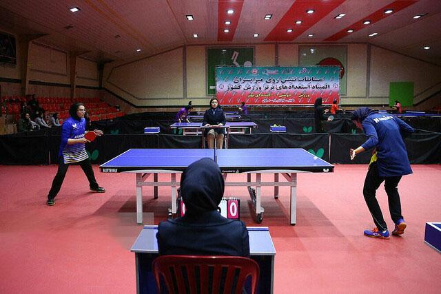 پینگ پنگ بانوان,اخبار ورزشی,خبرهای ورزشی,ورزش بانوان