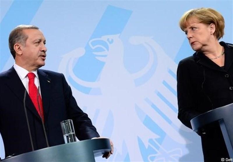 آنگلا مرکل و اردوغان,اخبار سیاسی,خبرهای سیاسی,اخبار بین الملل