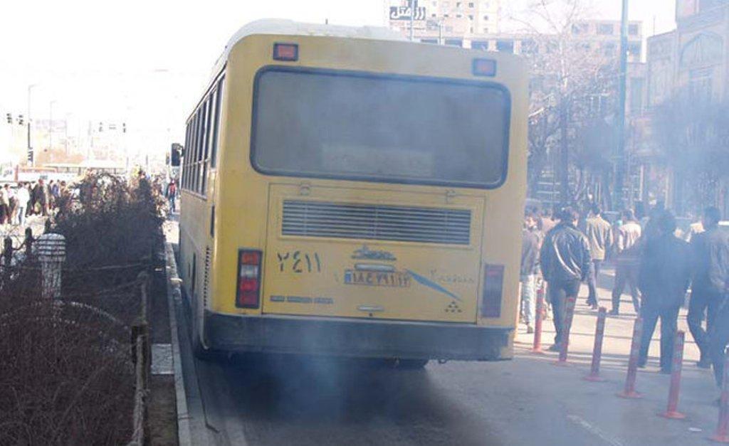 بحران کمبود ناوگان اتوبوسرانی تهران و عدم پاسخگویی دولت
