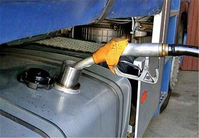 پیشنهاد دولت برای افزایش ۲۰ درصدی قیمت گازوئیل