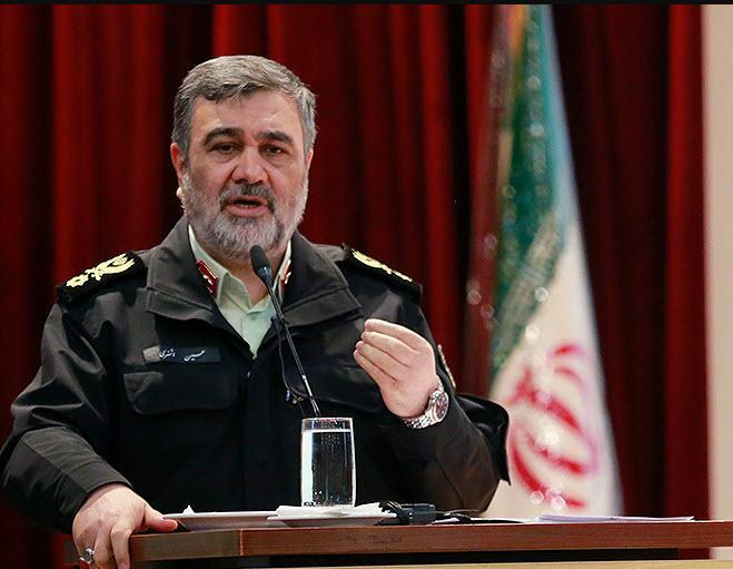 سردار اشتری: نیروی انتظامی اجازه نمیدهد حوادثی چون حادثه دانشگاه علوم و تحقیقات به یک بحران تبدیل شود