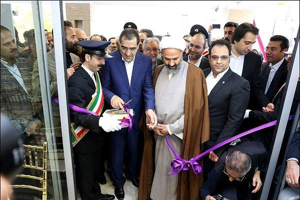 افتتاح نمایشی بیمارستان«مادر» مشهد/تعطیلی یک روز پس از آغازبه کار