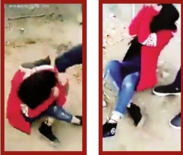 تک خوردن دختر نوجوان,اخبار اجتماعی,خبرهای اجتماعی,آسیب های اجتماعی