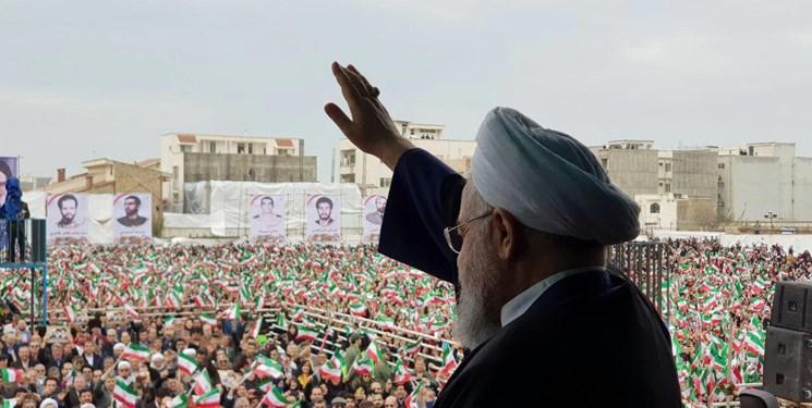 روحانی: با همسایگانمان رابطه خوبی داریم/ با یکی دو همسایه هم اگر مشکل داریم آمادهایم مشکلات را با آنها حل کنیم