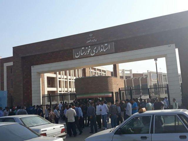 قول مساعد دادستان برای آزادی کارگران گروه ملی
