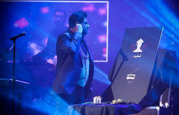 کنسرت محمد علیزاده,اخبار هنرمندان,خبرهای هنرمندان,موسیقی
