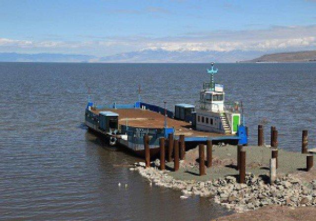 تنها ۳۶ درصد سطح دریاچه ارومیه آب دارد
