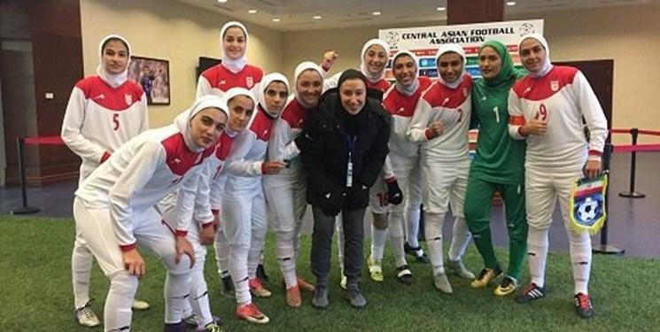 تیم فوتبال دختران ایران,اخبار ورزشی,خبرهای ورزشی,ورزش بانوان