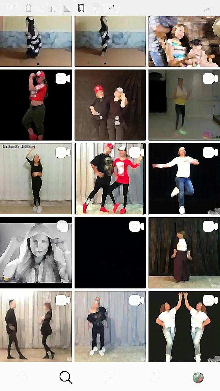رقص دختران در اینستاگرام,اخبار اجتماعی,خبرهای اجتماعی,جامعه