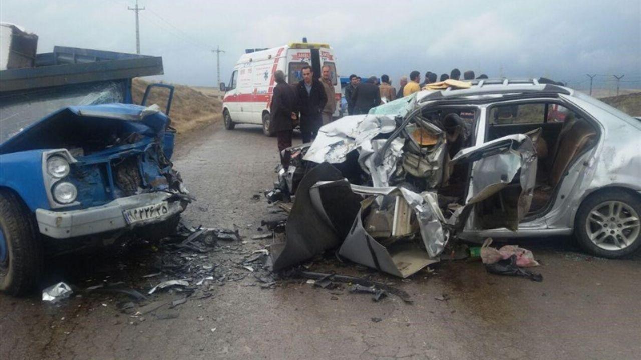 مرگومیر جادهای در ایران,اخبار حوادث,خبرهای حوادث,حوادث
