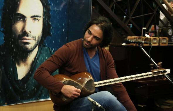 علی قمصری,اخبار هنرمندان,خبرهای هنرمندان,موسیقی