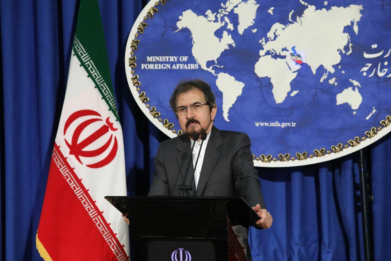 پاسخ ایران به اظهارات سخنگوی وزارت خارجه فرانسه درباره فعالیتهای موشکی