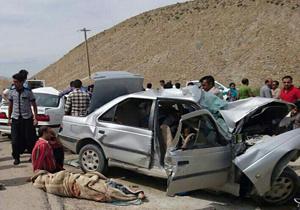 واژگونی خودروی سواری حامل افغانی غیرمجاز,اخبار حوادث,خبرهای حوادث,حوادث